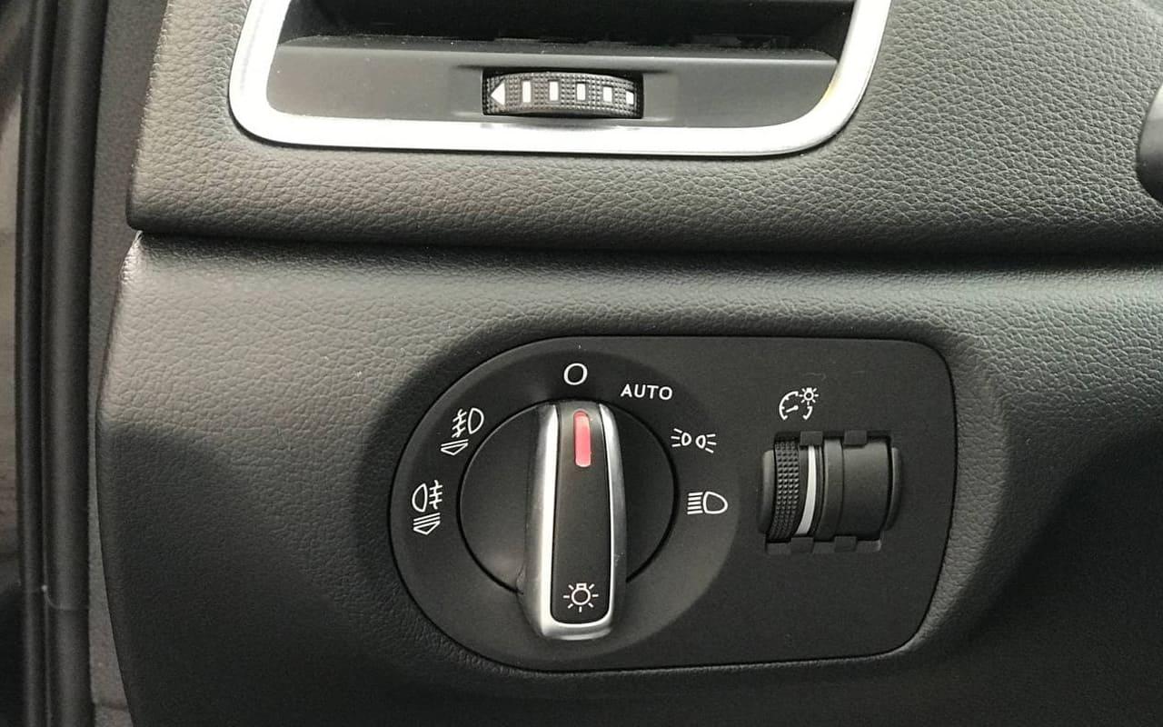 Audi Q3 2014 фото №19