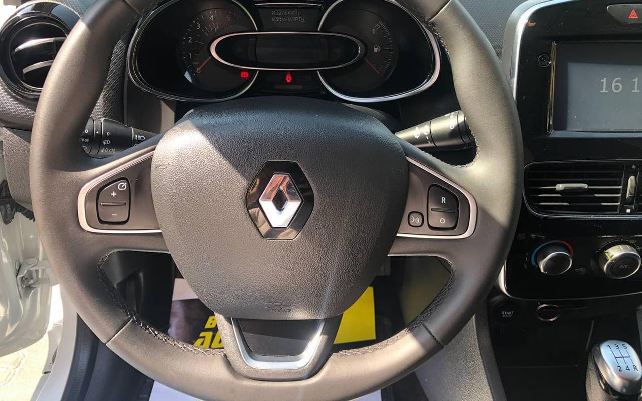 Renault Clio 2018 фото №15