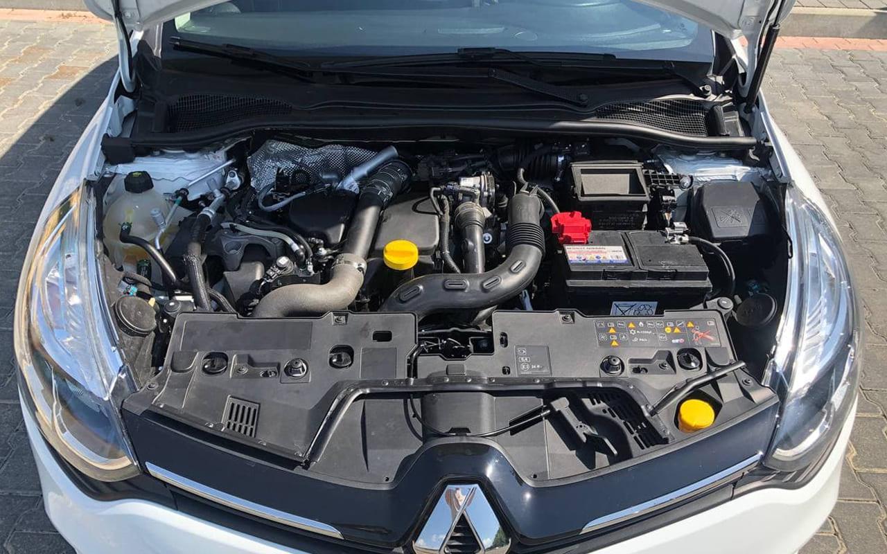 Renault Clio 2018 фото №16