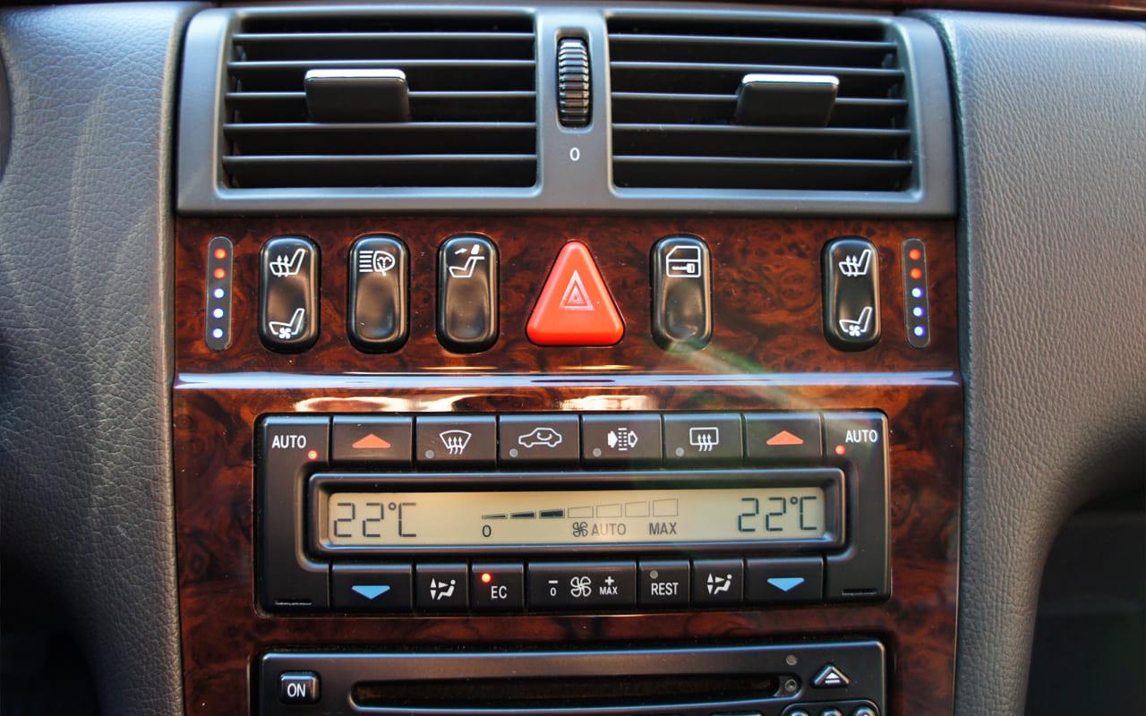 Mercedes-Benz E 430 4Matic 2000 фото №16