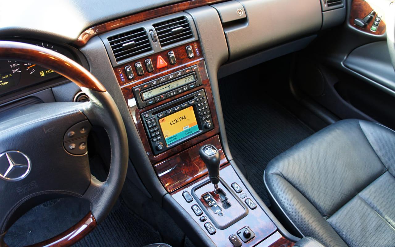 Mercedes-Benz E 430 4Matic 2000 фото №17