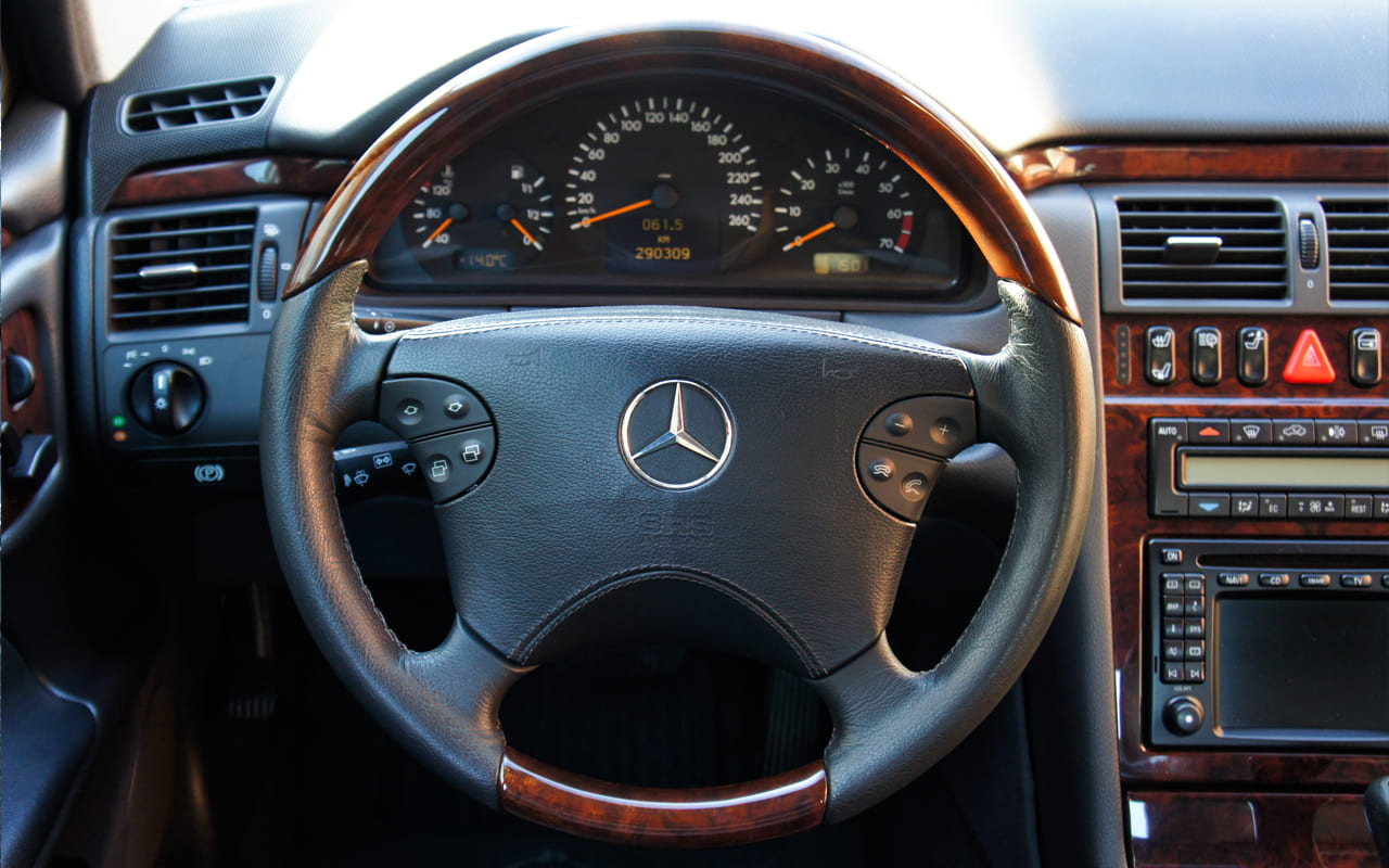 Mercedes-Benz E 430 4Matic 2000 фото №18