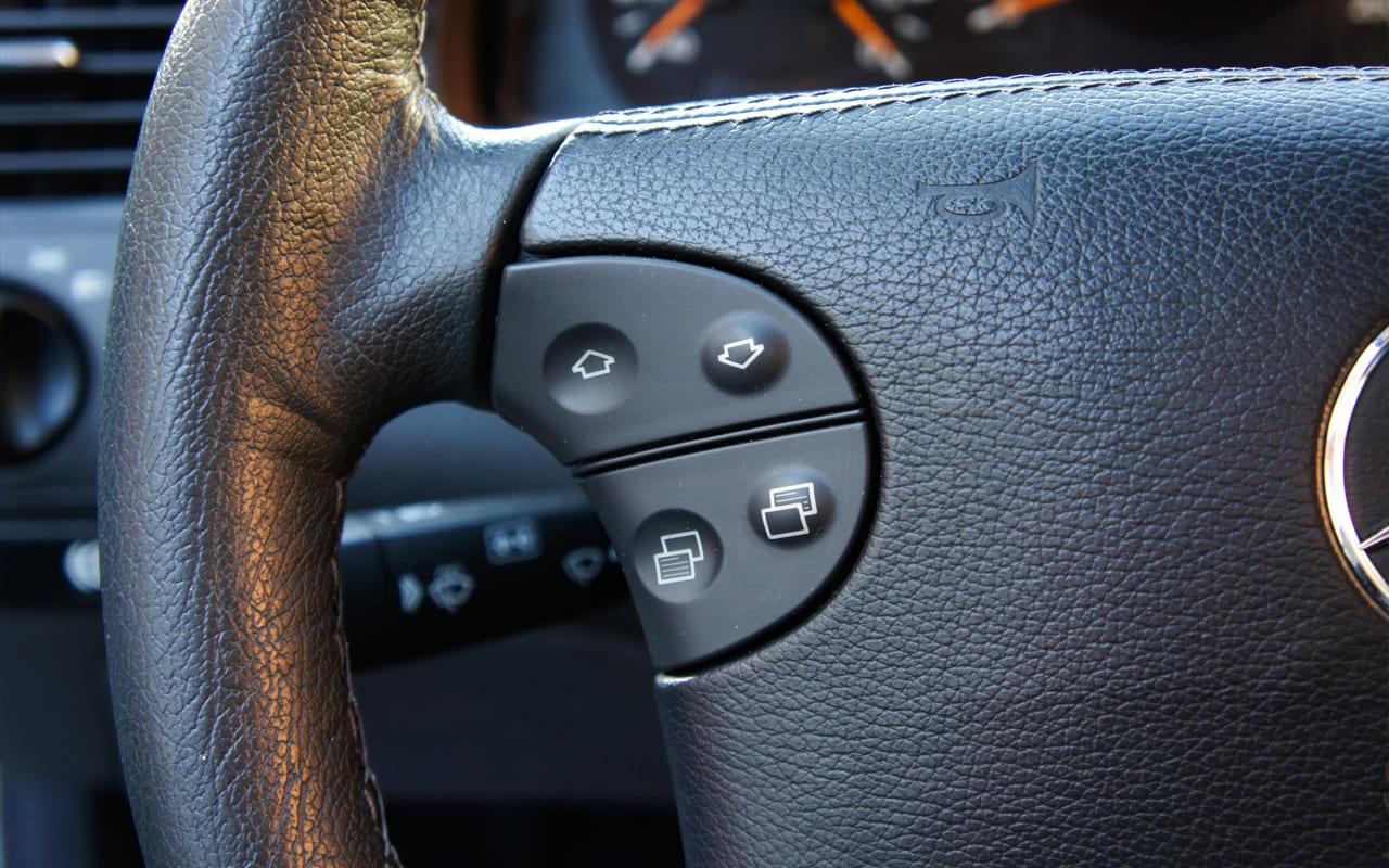 Mercedes-Benz E 430 4Matic 2000 фото №19
