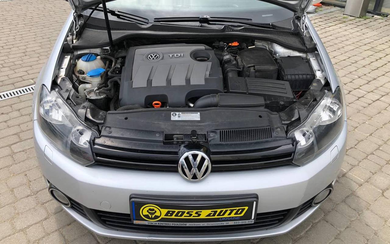Volkswagen Golf 2013 фото №18