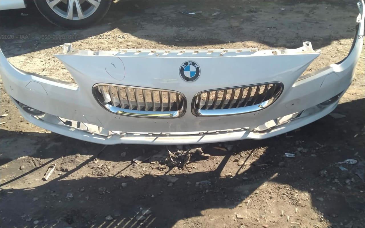 BMW 528 2015 фото №7