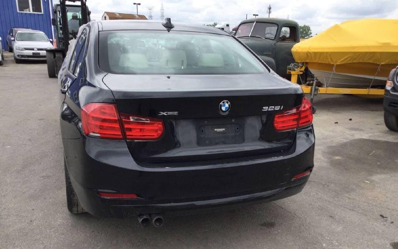 BMW 328 2015 фото №5