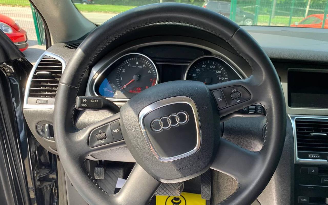 Audi Q7 2007 фото №16