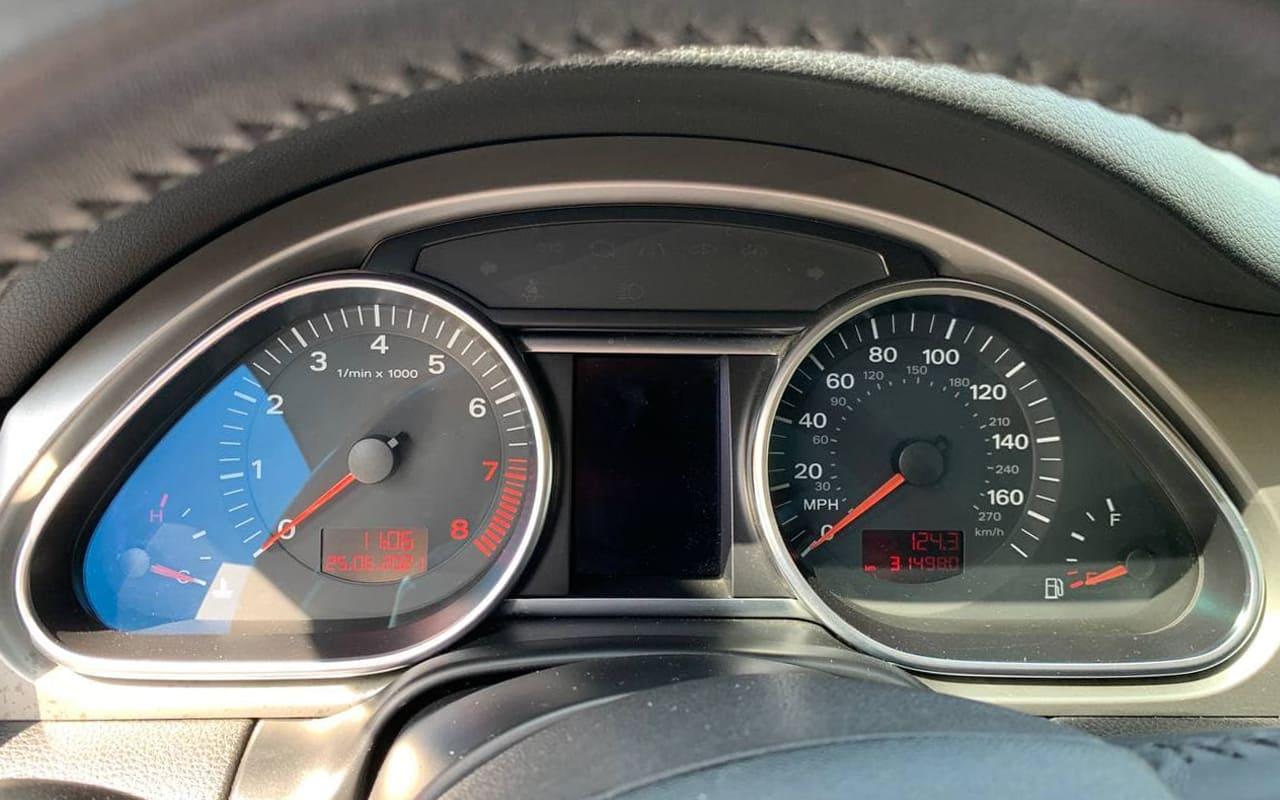 Audi Q7 2007 фото №17
