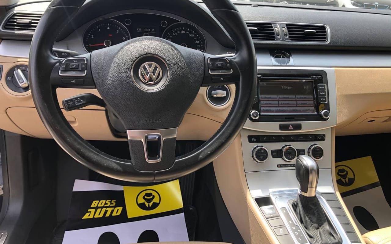 Volkswagen CC 2012 фото №13