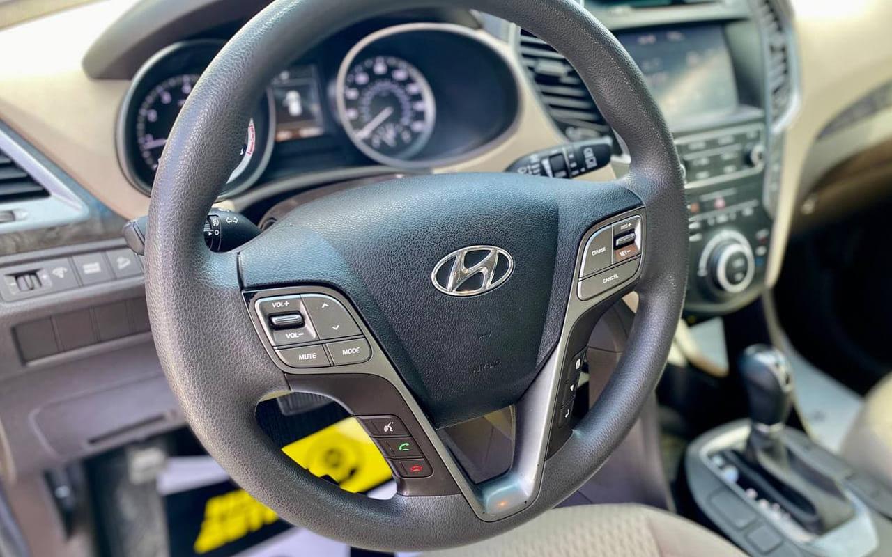 Hyundai Santa FE Sport 2016 фото №16