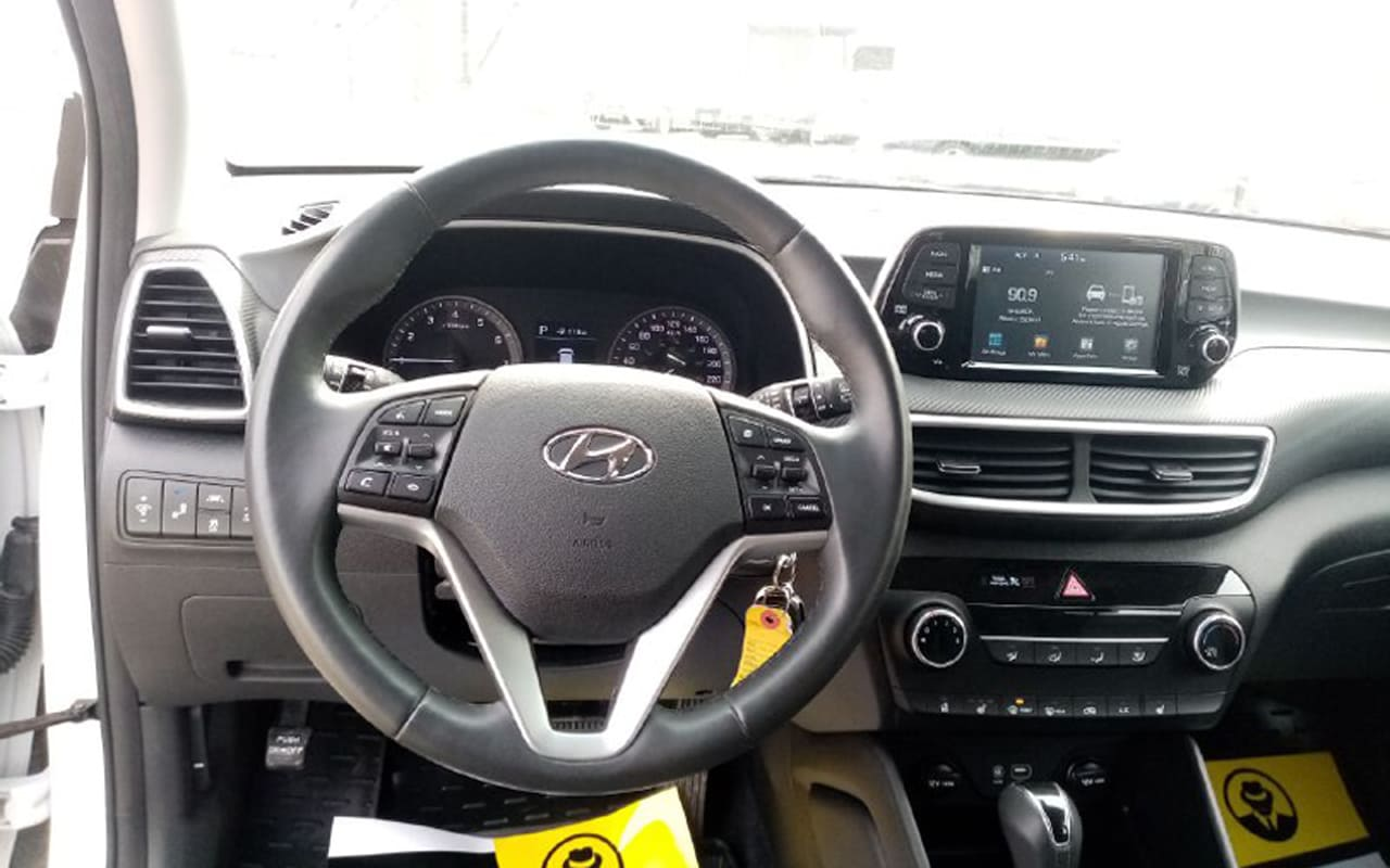 Hyundai Tucson 2019 фото №12