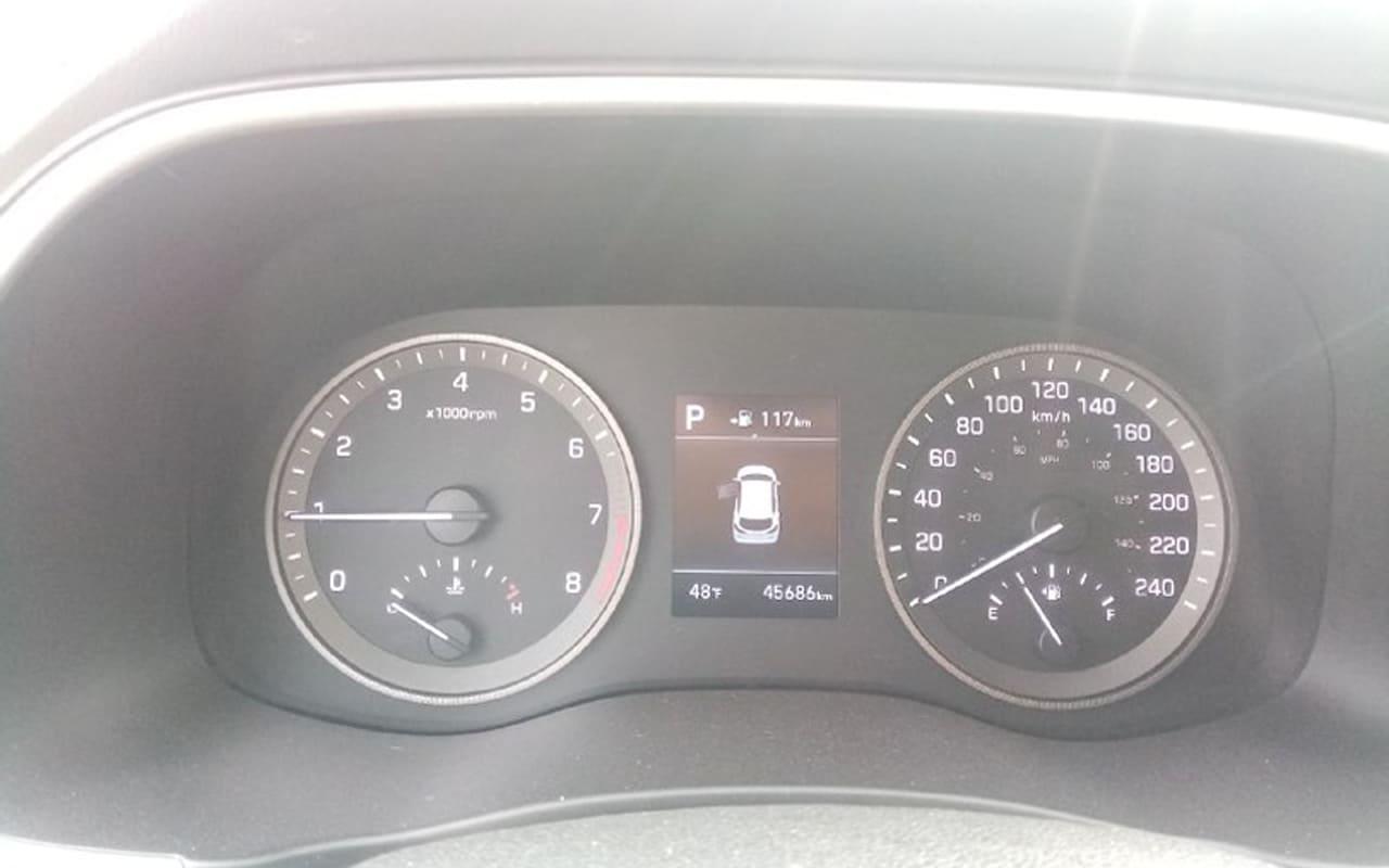 Hyundai Tucson 2019 фото №14