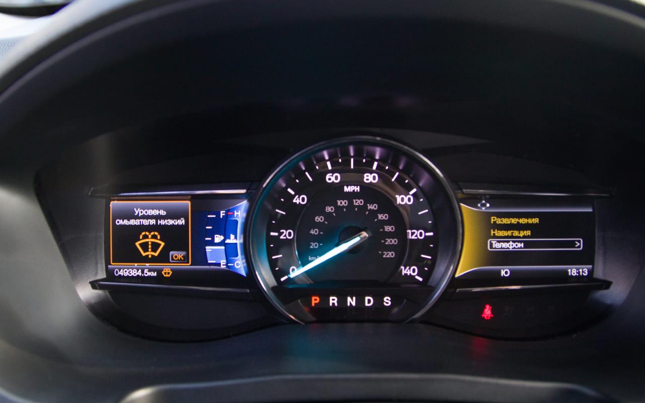 Ford Explorer XLT 2018 фото №17