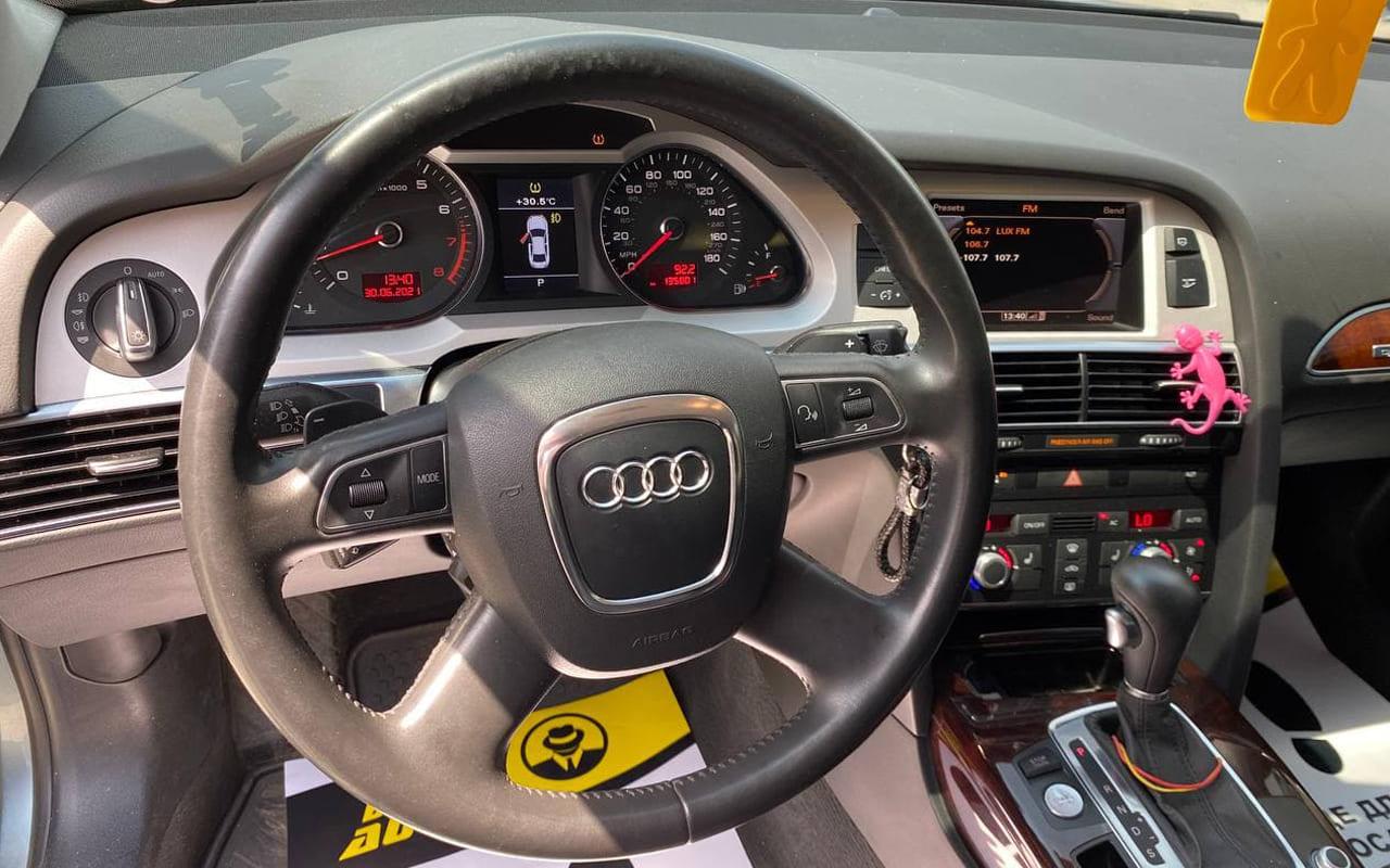 Audi A6 Prestige 2011 фото №11