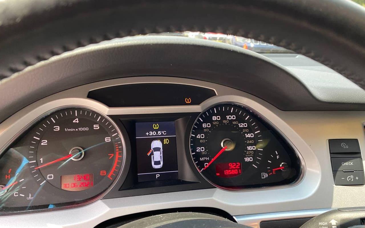 Audi A6 Prestige 2011 фото №12
