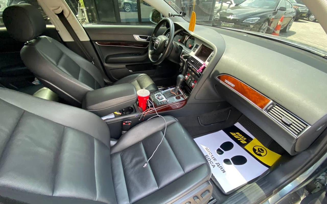 Audi A6 Prestige 2011 фото №13