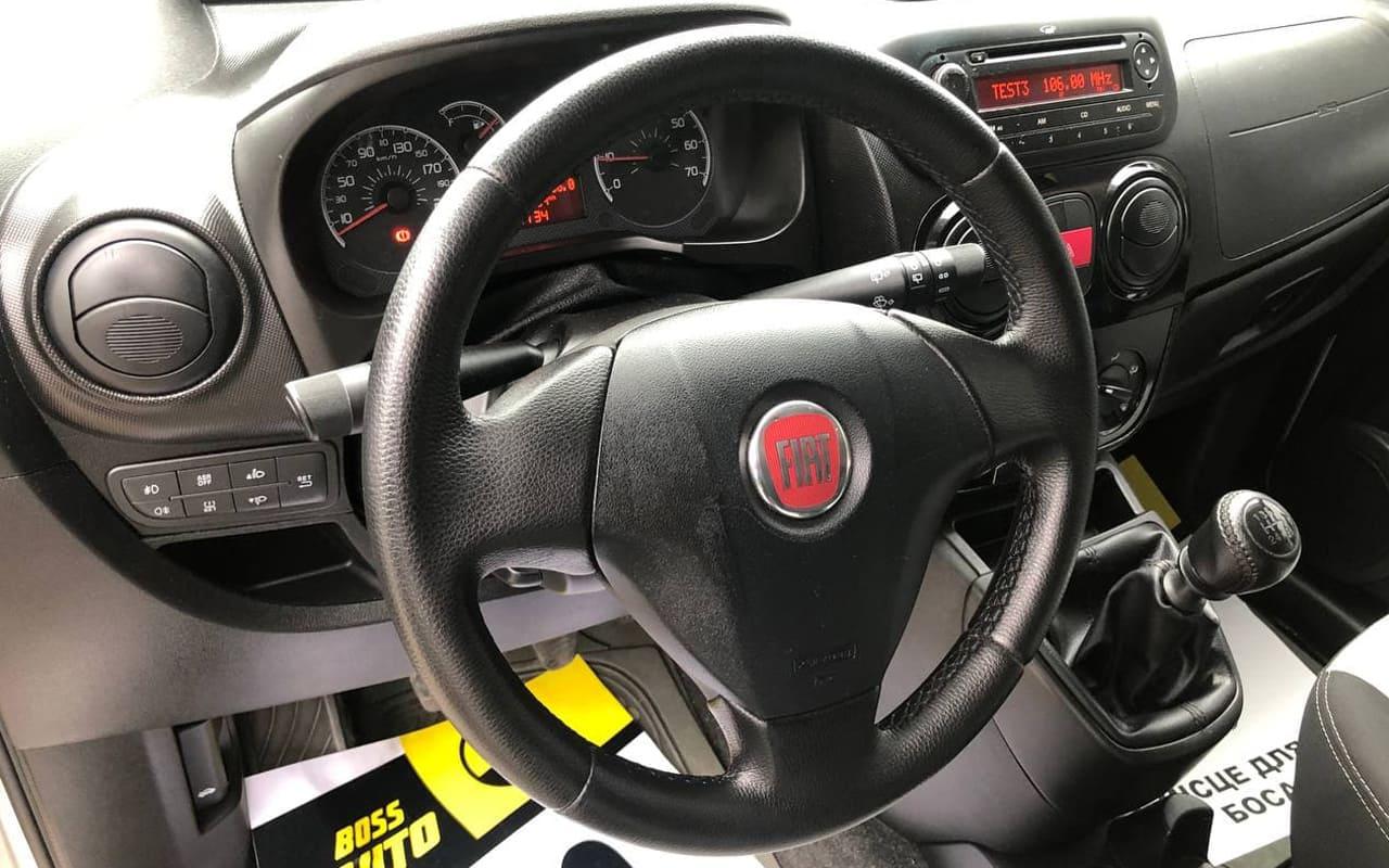 Fiat Qubo 2015 фото №15