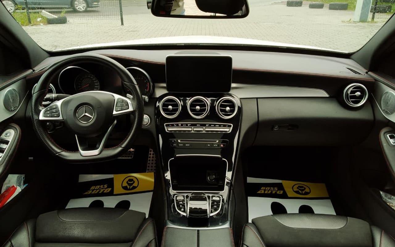 Mercedes-Benz C 43 AMG 2016 фото №17