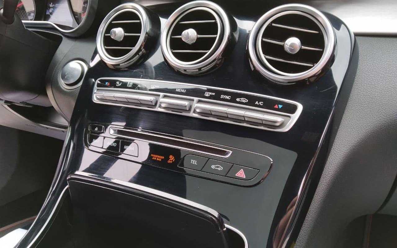 Mercedes-Benz C 43 AMG 2016 фото №19