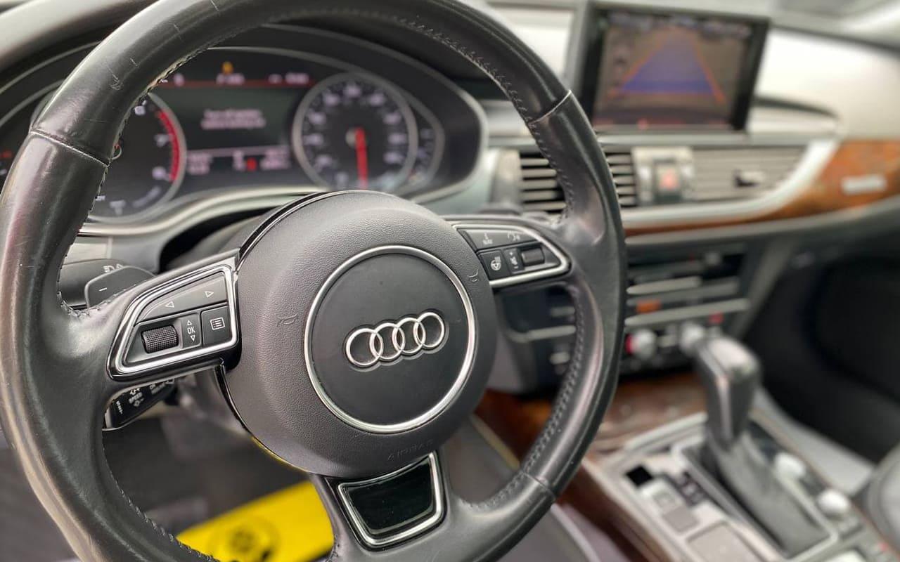 Audi A6 Premium Plus 2015 фото №16