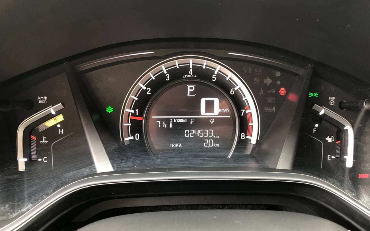 Honda CR-V 2019 фото №17