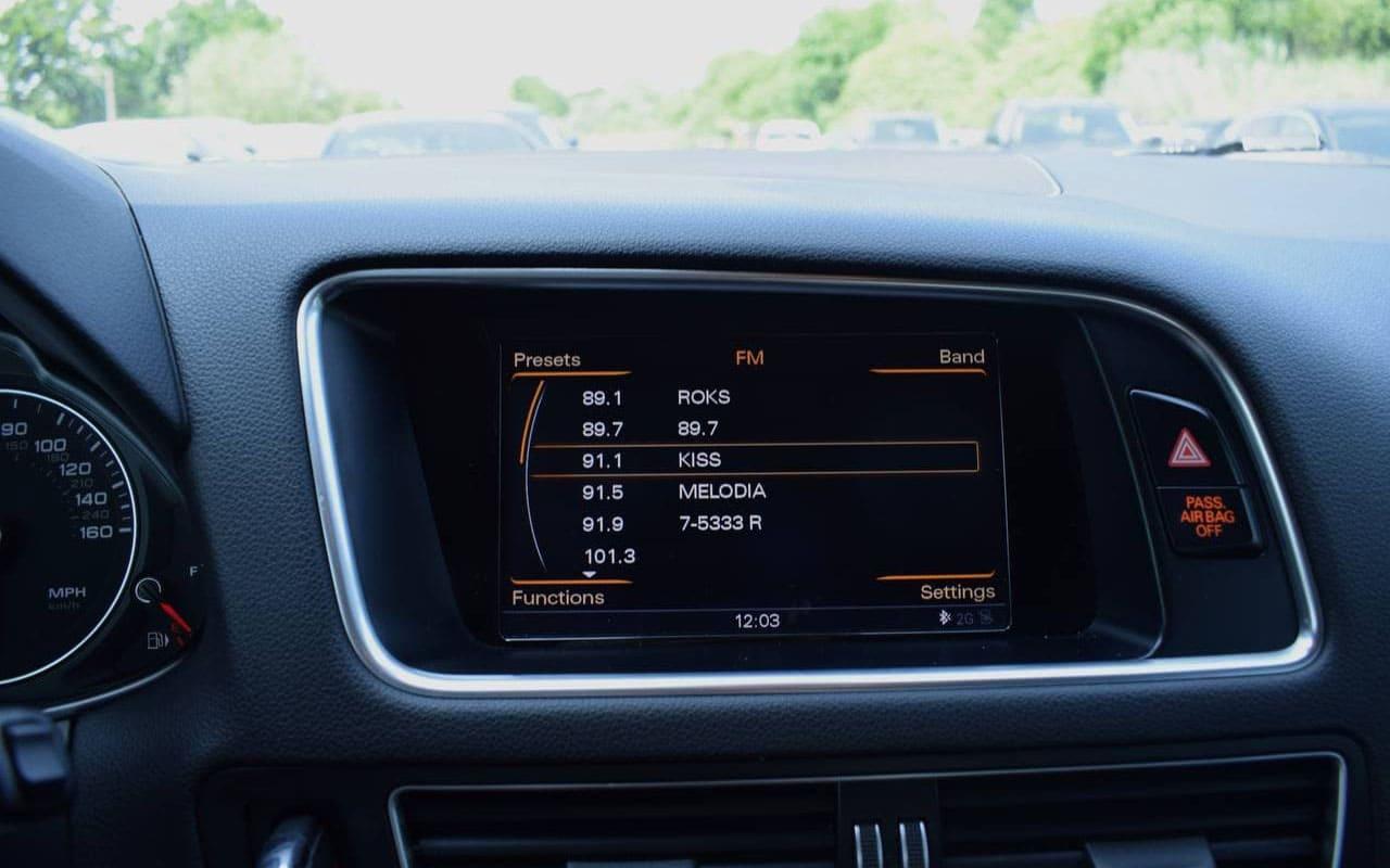 Audi Q5 Premium Plus 2015 фото №17
