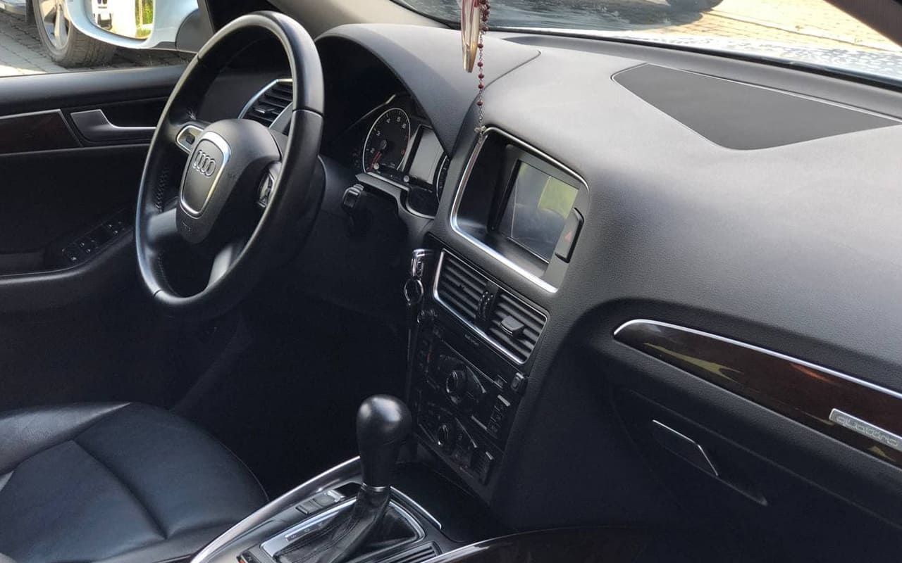 Audi Q5 2012 фото №17