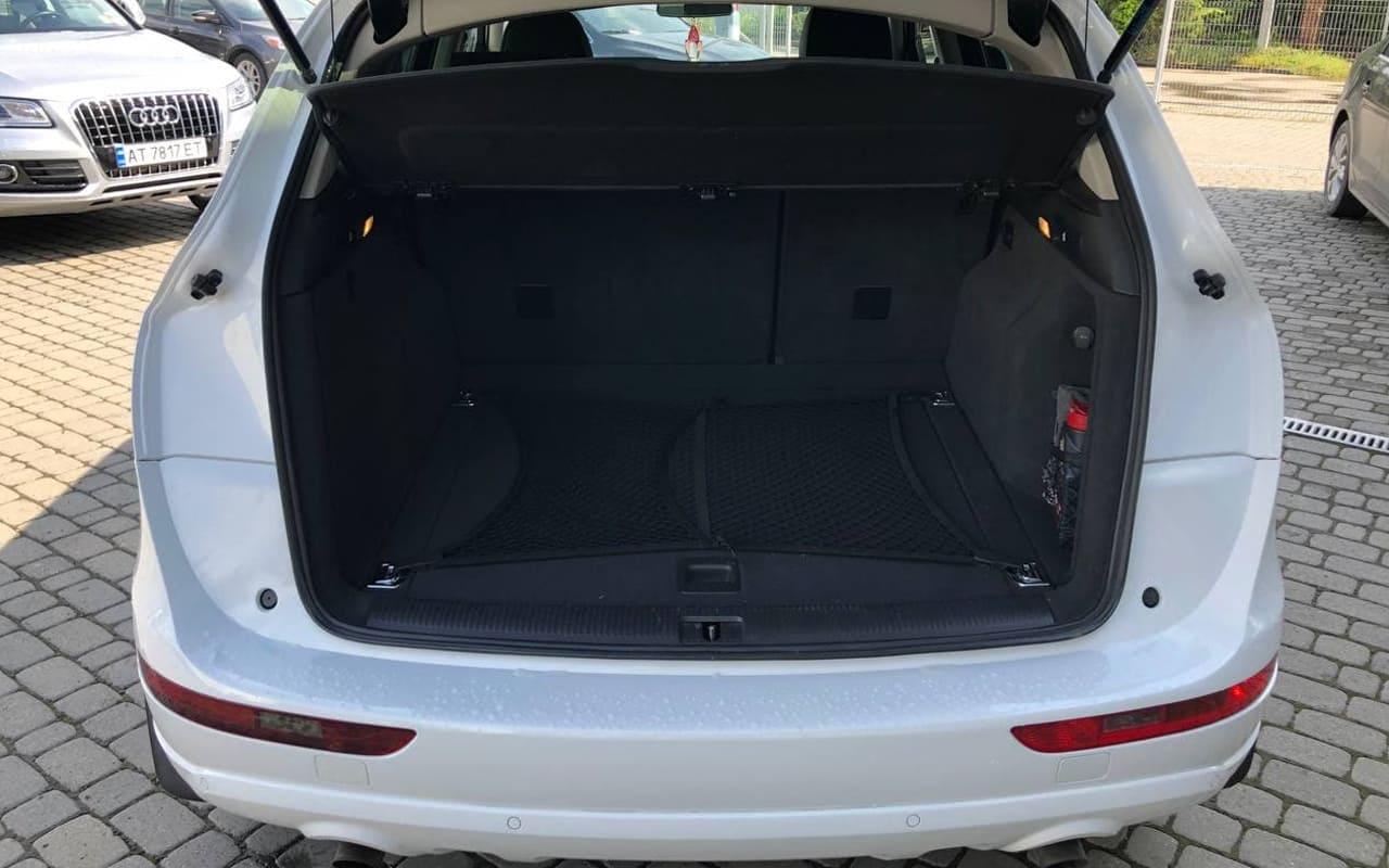 Audi Q5 2012 фото №19