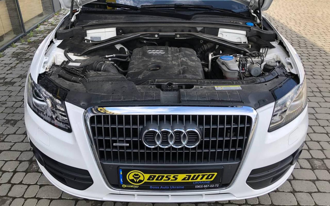 Audi Q5 2012 фото №20