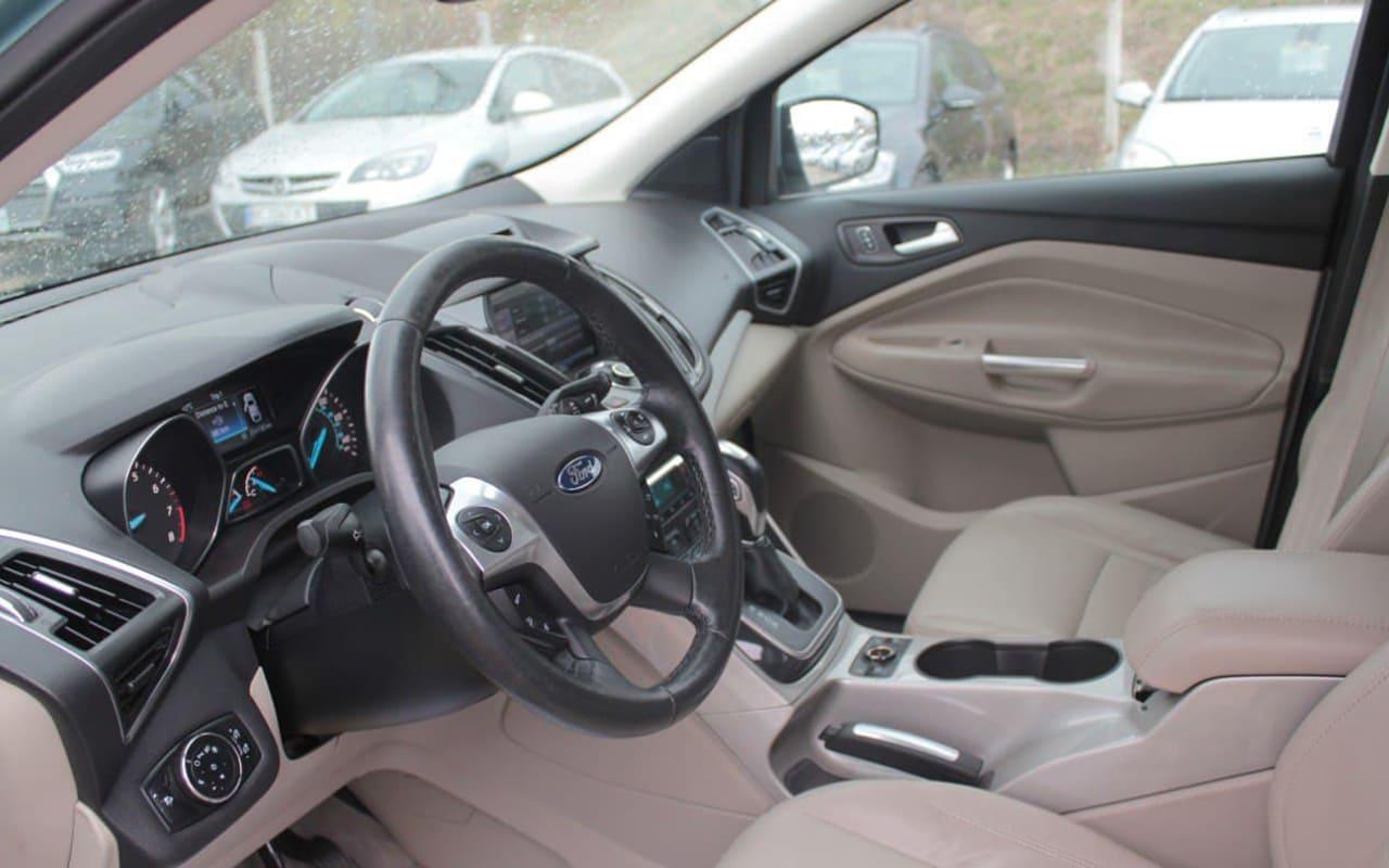 Ford Escape Sel 2013 фото №8