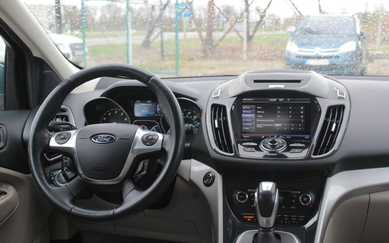 Ford Escape Sel 2013 фото №10