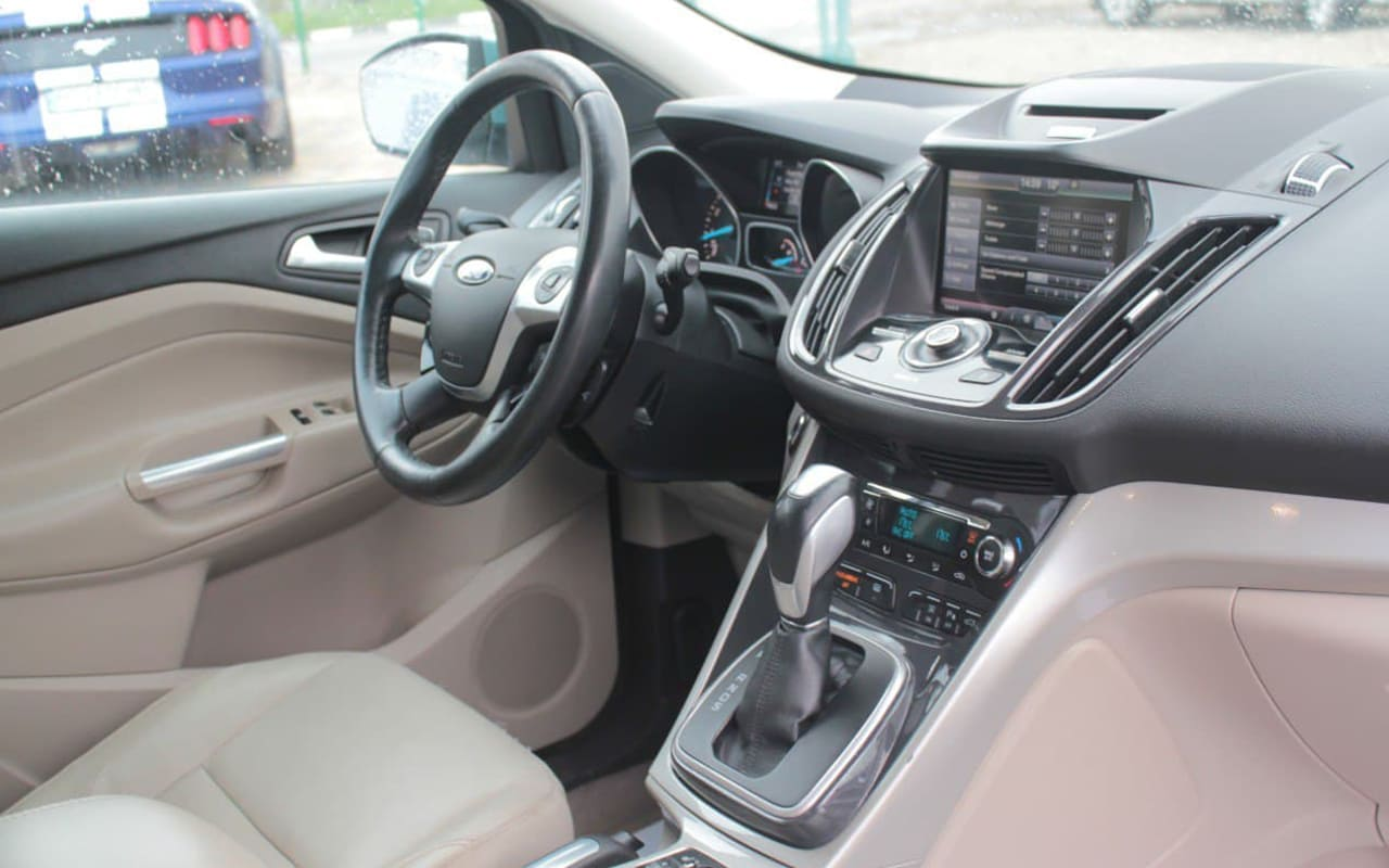 Ford Escape Sel 2013 фото №11