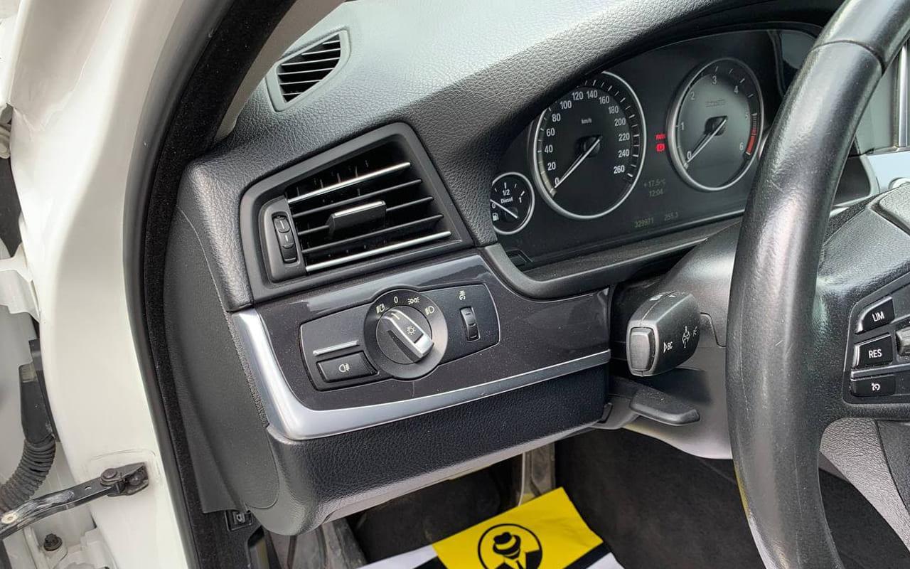 BMW 525 2013 фото №15
