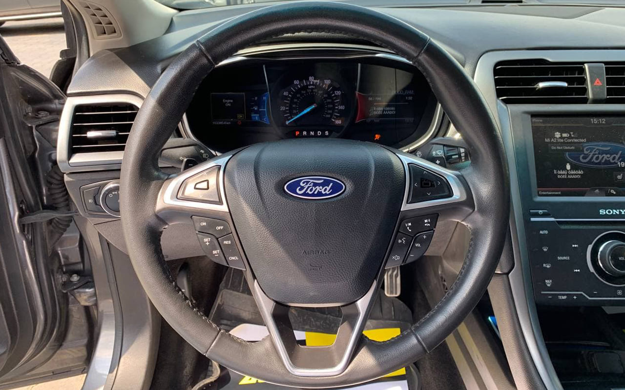 Ford Fusion 2014 фото №15