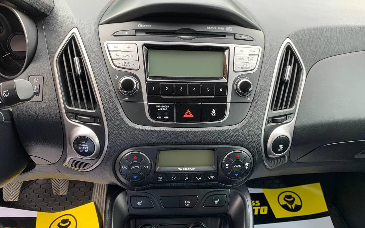 Hyundai IX35 2011 фото №12