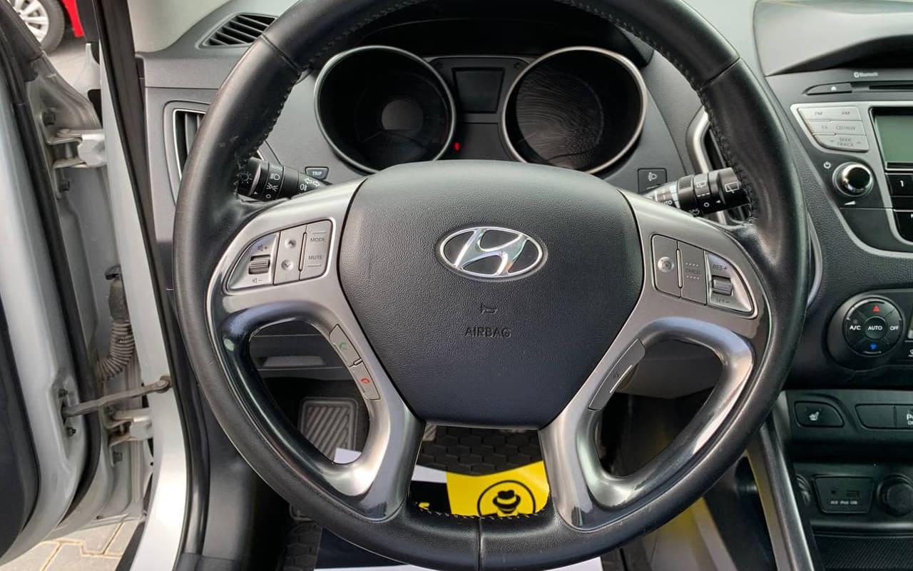 Hyundai IX35 2011 фото №15
