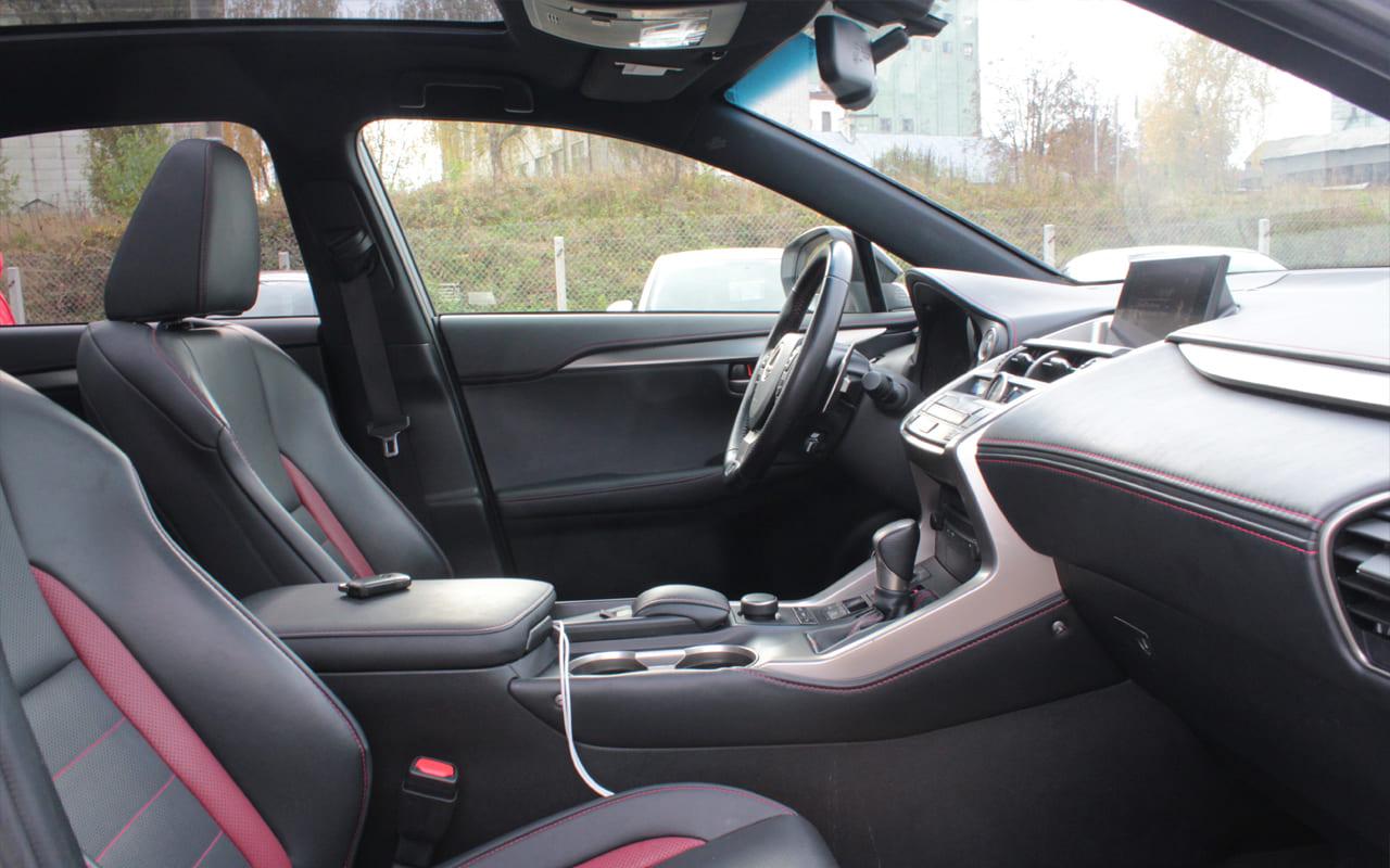 Lexus NX 300h 2016 фото №12