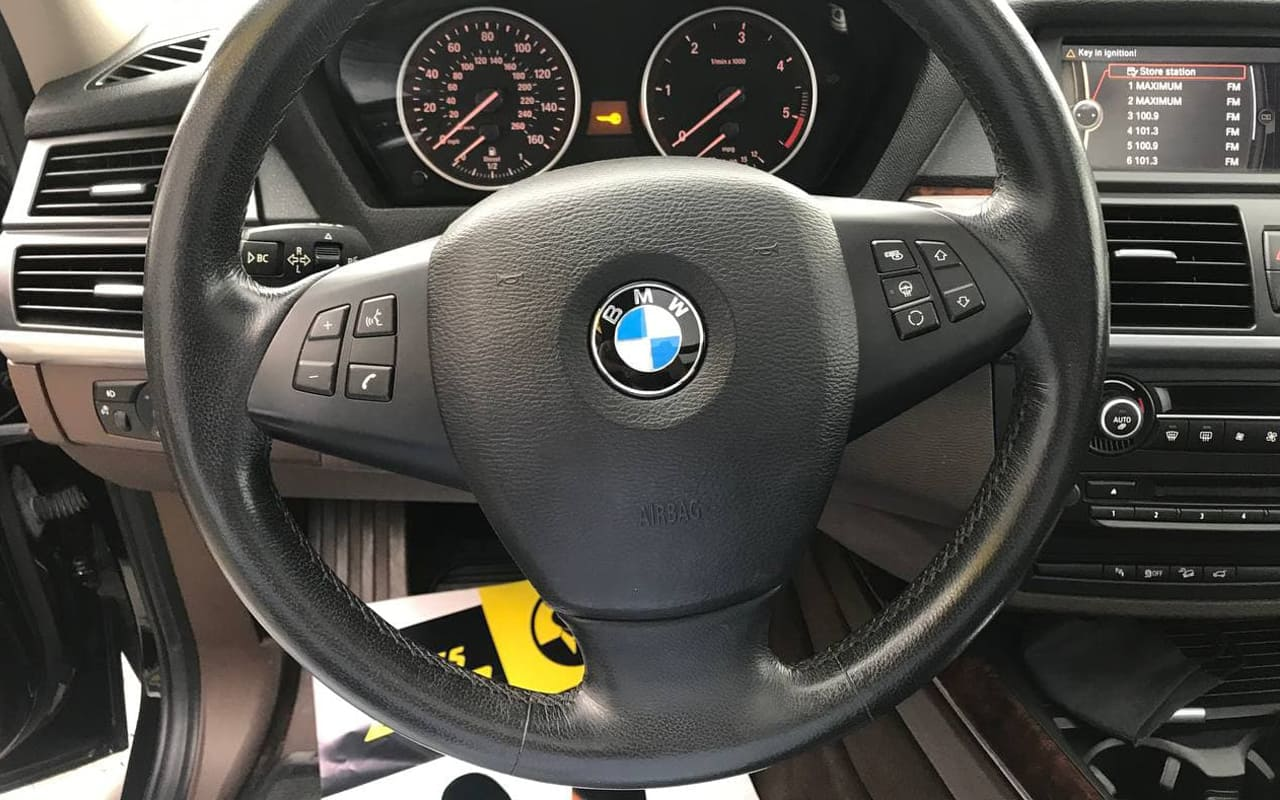 BMW X5 Xdrive35D 2011 фото №16