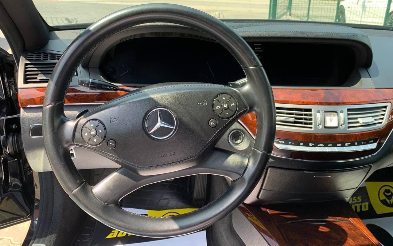 Mercedes-Benz S 350 2012 фото №18