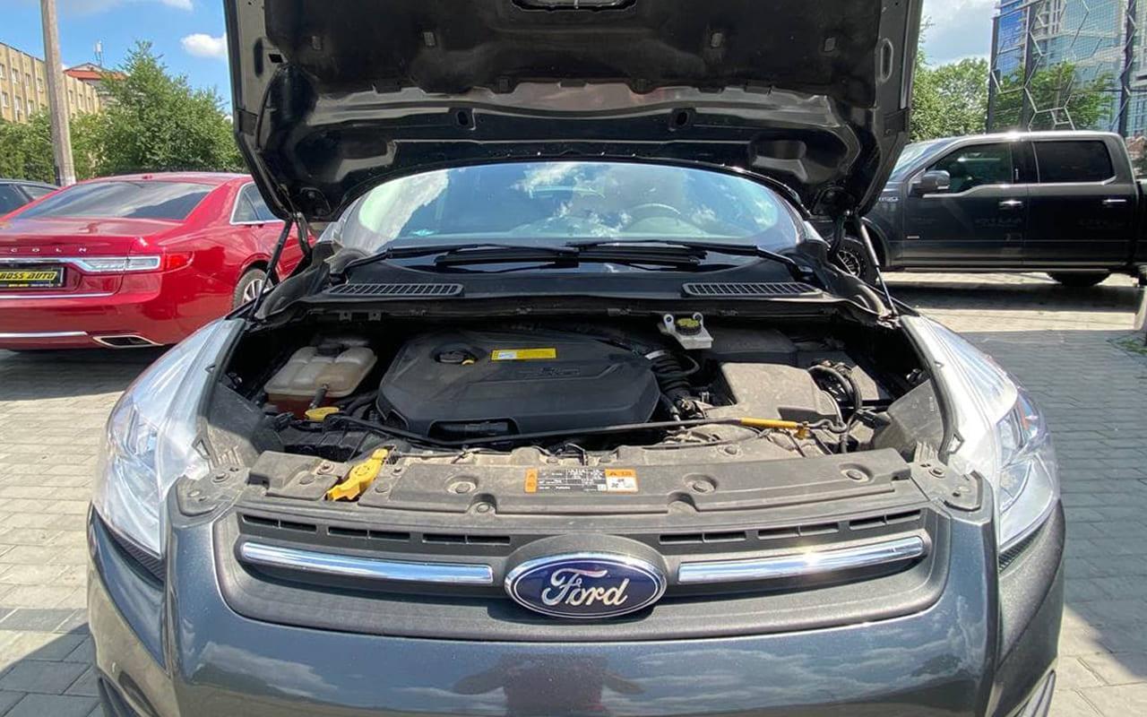 Ford Escape Se 2016 фото №16