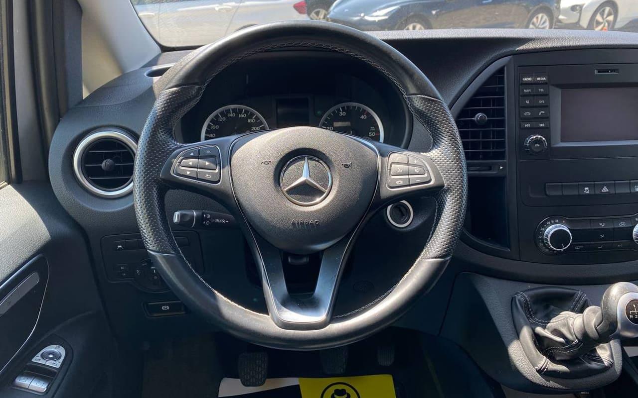 Mercedes-Benz Vito 116 2017 фото №12