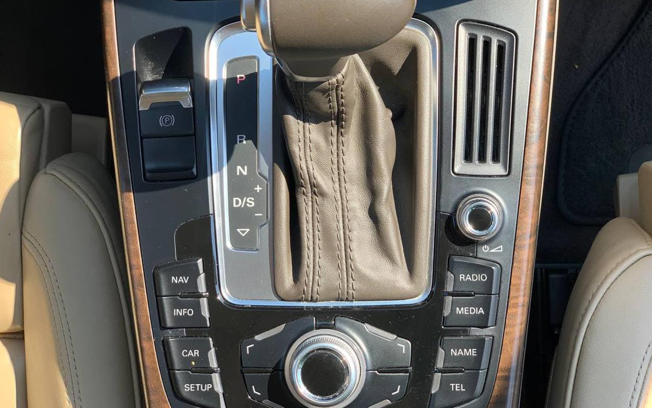 Audi A5 2012 фото №16