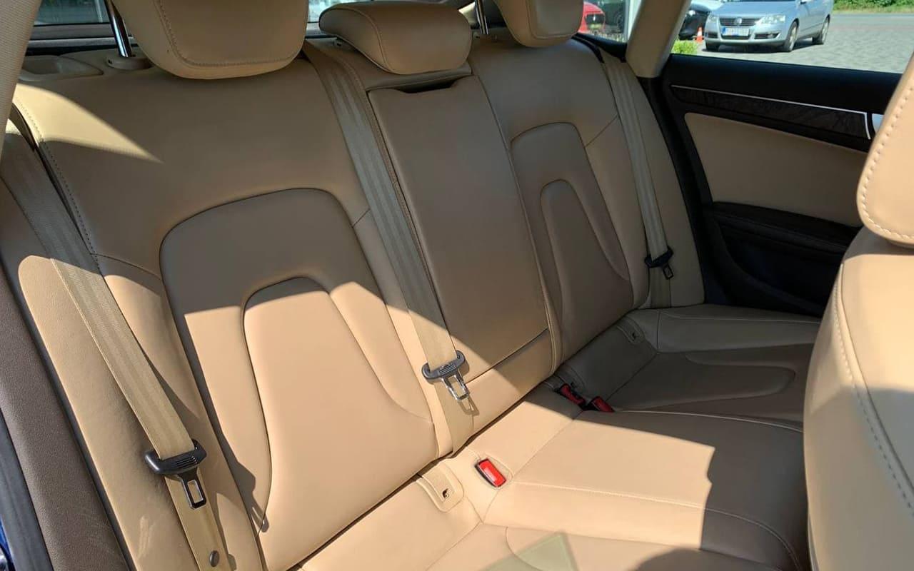 Audi A5 2012 фото №17
