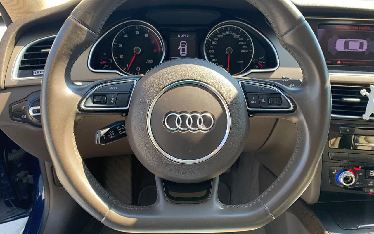 Audi A5 2012 фото №19
