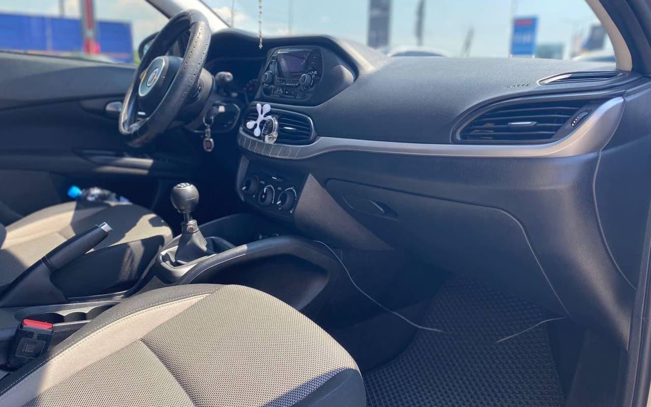 Fiat Tipo 2019 фото №16