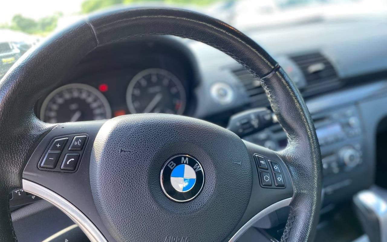 BMW 128 2010 фото №16