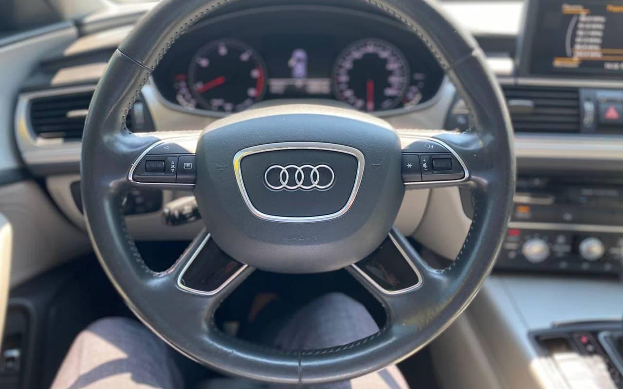 Audi A6 2015 фото №10