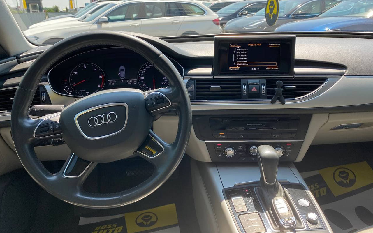 Audi A6 2015 фото №13