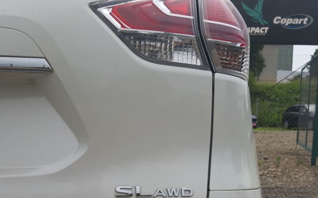 Nissan Rogue SL 2015 фото №5