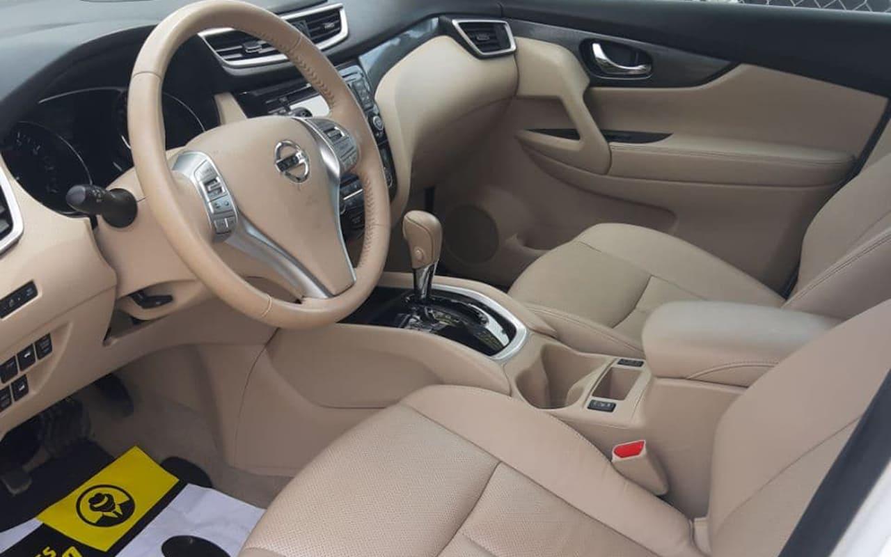 Nissan Rogue SL 2015 фото №7